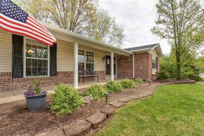 Manchester Single Family Home For Sale: 109 Morewood Drive