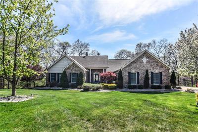 Wildwood Single Family Home For Sale: 1601 Ashford Hill