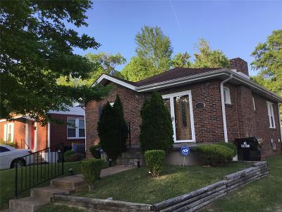 St Louis Single Family Home For Sale: 1410 Tamerton Avenue