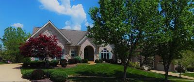 Ellisville Single Family Home For Sale: 1372 Mallet Hill