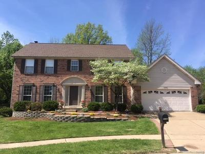 Grover Single Family Home For Sale: 16418 Waterford Manor