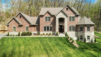 Wildwood Single Family Home For Sale: 19272 Saint Albans Forest Lane