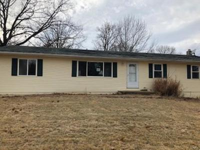 Franklin County Single Family Home Contingent No Kickout: 225 West Mangan