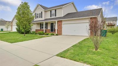 O'Fallon Single Family Home For Sale: 924 Silverlink Drive