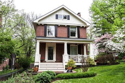 Webster Groves Single Family Home Option: 117 East Cedar Road