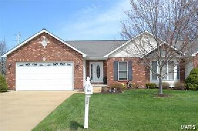 Franklin County Condo/Townhouse For Sale: 1321 Apple Blossom Lane