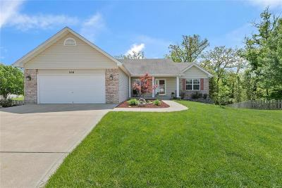 Wentzville Single Family Home Option: 306 Orchid