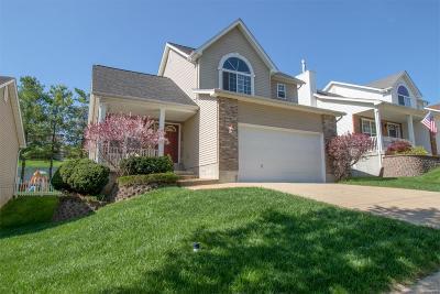Fenton Single Family Home For Sale: 548 Winter Bluff Drive