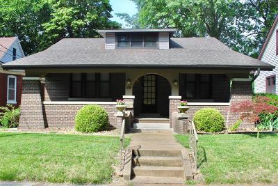Belleville Single Family Home For Sale: 604 Union Avenue