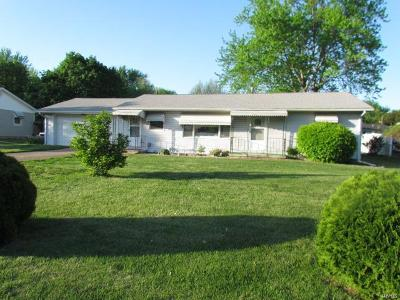 Franklin County Single Family Home For Sale: 1077 Elmont Road