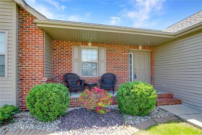 Glen Carbon Single Family Home For Sale: 424 Chadwyck