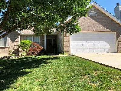 Edwardsville, Glen Carbon, Maryville, Troy, Collinsville, Caseyville, Fairview Heights, O'fallon, Belleview Single Family Home For Sale: 258 Valleybrook Court
