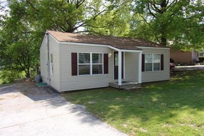 Arnold Single Family Home For Sale: 2433 Ridgecrest