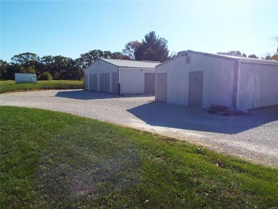 Franklin County, Gasconade County, Jefferson County, Lincoln County, Montgomery County, Pike County, St Charles County, St Louis City County, St Louis County, Warren County Commercial For Sale: 7079 Old State Route 21