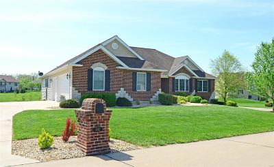 Washington Single Family Home For Sale: 492 Oak Field Court