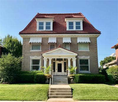 St Louis City County Single Family Home For Sale: 2950 Milton Boulevard