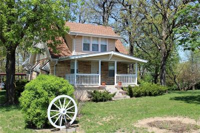 Warrenton, Wright City Single Family Home For Sale: 16297 North Service