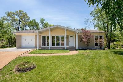 Single Family Home For Sale: 5146 Red Cedar
