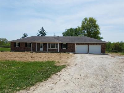 Monroe County, Ralls County Single Family Home For Sale: 25215 Monroe Road 250