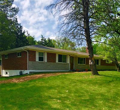 Single Family Home For Sale: 12010 Theiss