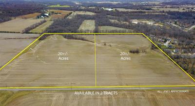 Godfrey IL Farm For Sale: $145,000