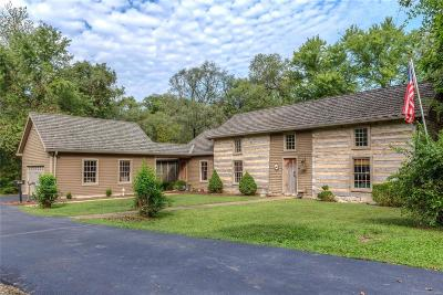 High Ridge Single Family Home For Sale: 2901 Little Antire Rd
