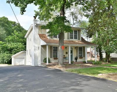Single Family Home For Sale: 679 Marshall Avenue