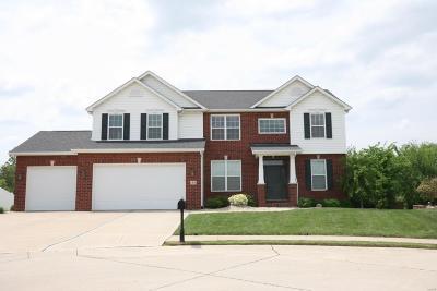 O'Fallon Single Family Home For Sale: 1416 Clifton Way Court