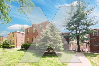 St Louis Multi Family Home For Sale: 5836 Sunshine Drive