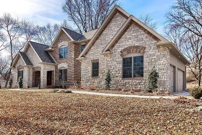 Chesterfield Single Family Home For Sale: 16 Ridge Crest Drive