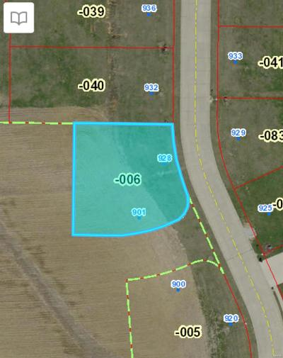 Waterloo IL Residential Lots & Land For Sale: $45,000
