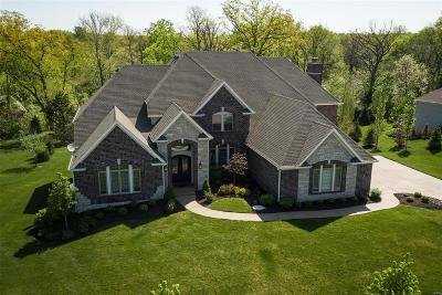 Creve Coeur Single Family Home For Sale: 116 Tufton Farm Court