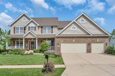 Dardenne Prairie Single Family Home For Sale: 338 Trailhead Way