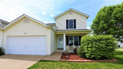 Wentzville Single Family Home For Sale: 1078 Chesterfield Drive