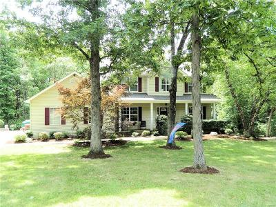Foristell Single Family Home For Sale: 850 Foristell Woods Drive