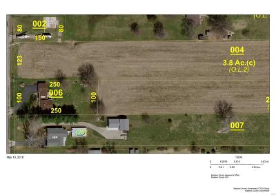 Godfrey IL Residential Lots & Land For Sale: $130,000