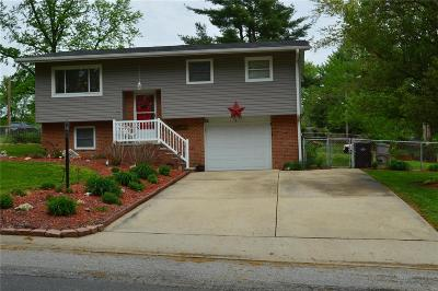 Godfrey IL Single Family Home For Sale: $114,900
