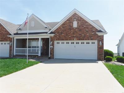 Jerseyville Single Family Home For Sale: 1331 Magnolia Lane
