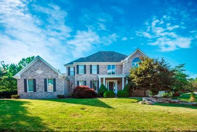 Wildwood Single Family Home For Sale: 1619 Wildhorse Parkway Drive