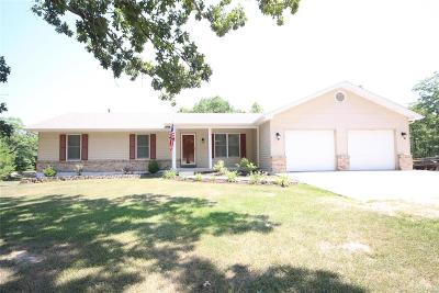 Warrenton Single Family Home For Sale: 26278 Pendleton Forest Road