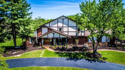 Single Family Home For Sale: 5847 Crystal Park