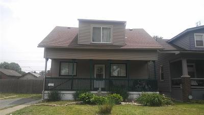 Granite City Single Family Home For Sale: 2540 Grand Avenue
