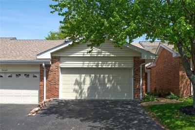 Chesterfield Condo/Townhouse For Sale: 2452 Baxton Way