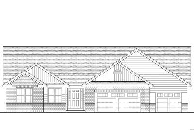 Moscow Mills, Troy New Construction For Sale: 124 Wildflower Lane