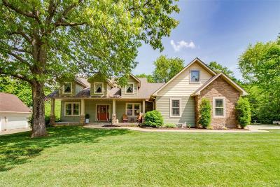Grafton Single Family Home For Sale: 490 Grafton Hills Drive