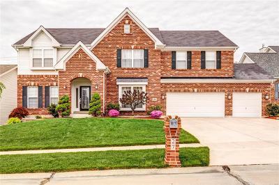 O'Fallon Single Family Home For Sale: 27 Clear Meadows Court