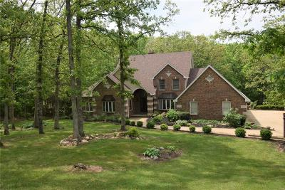 Jefferson County Single Family Home Contingent w/Kickout: 29 Howe Crossing