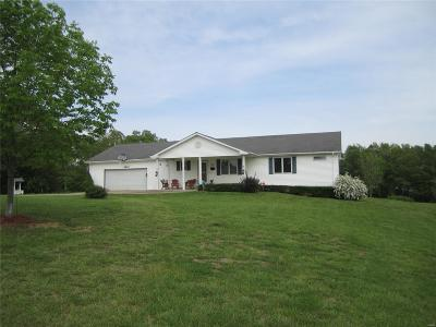 Pike County Single Family Home For Sale: 20885 Pike 274