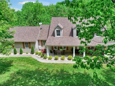 Washington Single Family Home For Sale: 5115 Bethlehem Church Road