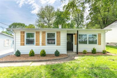 Wentzville Single Family Home For Sale: 502 Meyer